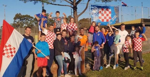 Local Croatian Community at Coleman Park