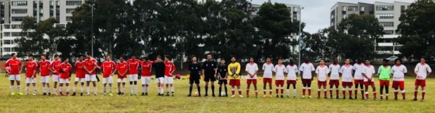 2018 Youth 1 Major Semi's (Ermington United vs Lidcombe Waratah)